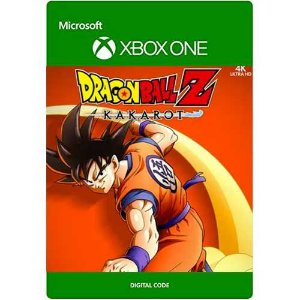 Dragon Ball Z: Kakarot Xbox One Midia Digital