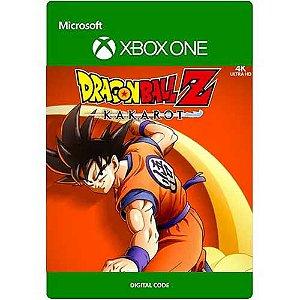 Dragon Ball Z: Kakarot Xbox One Midia Digital