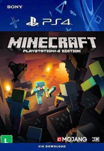 Minecraft Ps4 Midia Dígital