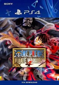 ONE PIECE: PIRATE WARRIORS 4 Ps4 Midia Digital