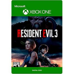 Resident Evil 3 Xbox One Mídia Digital