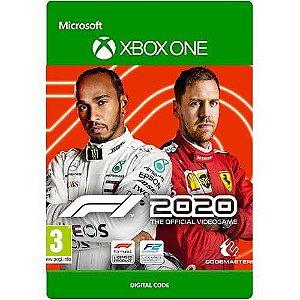 F1 2020 Xbox One Midia Digital