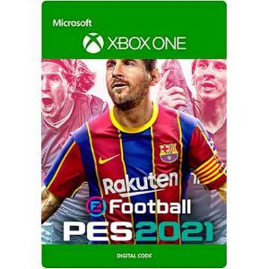 PES 2021 Season Update Standard Edition Xbox One Mídia Digital