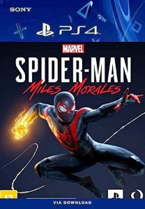 Marvel's Spider-Man: Miles Morales Ps4 Mídia Digital