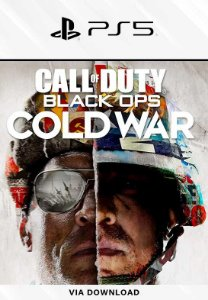 Call of Duty: Black Ops Cold War PS5 Mídia Digital