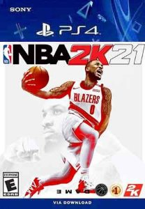 NBA 2K21 Ps4 Mídia Digital