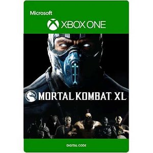 Mortal Kombat XL Xbox One Midia Digital