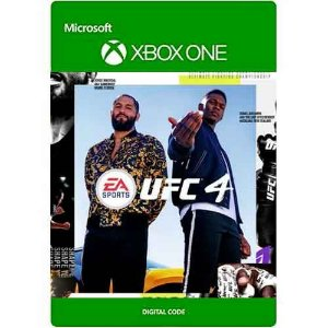 UFC 4 Xbox One Midia Digital