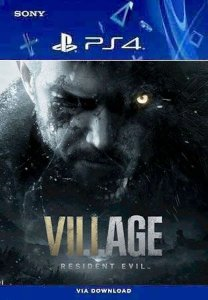 Resident Evil Village Ps4 Midia Digital
