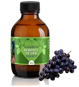 Óleo de Semente de Uva - antioxidante , revitalizante, hidratante e regenerativo.