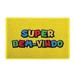 Capacho 60x40 - SUPER BEM VINDO