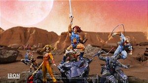 Thundercats (Set Completo) - 1/10 BDS Art Scale - Iron Studios