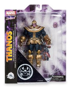 Thanos - The Infinity Gauntlet - Marvel Select