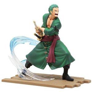 Roronoa Zoro - One Piece - Log File Selection Fight Vol. 1 Bandai Banpresto