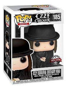 Funko Pop! Ozzy Osbourne Ordinary Man #185 Edição Especial Exclusivo