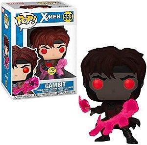Funko Pop! Gambit Glow-in-the Dark - X-Men #553