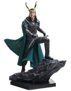 Loki BDS 1/10 Thor: Ragnarok - Iron Studios