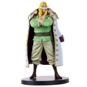 Barba Branca- One Piece - The Grandline Men Saga de Wano