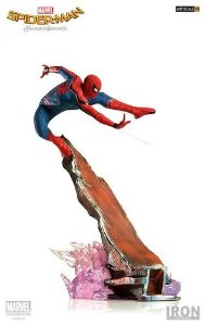 Homem-Aranha (Spider-Man): Homecoming 1/10 - Iron Studios