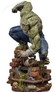 Killer Croc Deluxe Art Scale 1/10 - Dc Comics - Ccxp 2020 - Iron Studios
