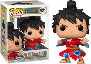 Funko Pop! One Piece - Luffytaro / Luffy wano vers. #921