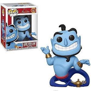 Funko Pop! Gênio #476  Aladdin - Disney