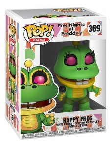 Funko Pop! Five Nights At Freddys - Sapo Feliz - Games #369