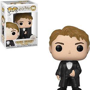 Funko Pop! Harry Potter - Cedric Diggory Yule #90