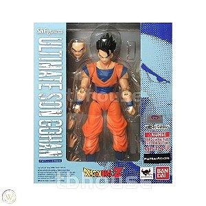 Gohan Ultimate Dragon Ball Z S.H. Figuarts Bandai Original