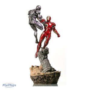Marvel Vingadores Era de Ultron Homem de Ferro 1/6 Iron Studios Art Scale