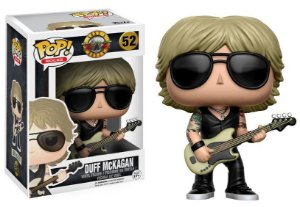 Funko POP Duff Mckagan 52 Guns N Roses