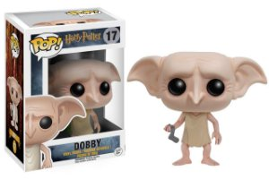 Funko POP Dobby 17 Harry Potter