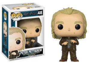 Funko POP Petter Pettigrew 48 Harry Potter