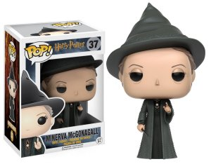 Funko POP Minerva McGonanagall 37  Harry Potter