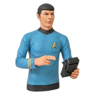 Spok - Star Trek cofre- Diamond Select Toys
