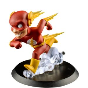 The Flash Dc Comics - Q-Fig - QUANTUM MECHANIX