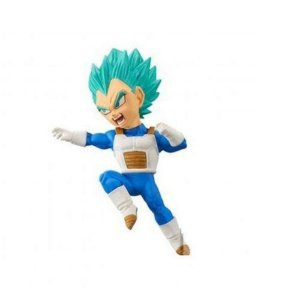 DRAGON BALL VEGETA SS BLUE WCF - BRANPRESTO