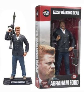 AMC THE WALKING DEAD- abraham ford