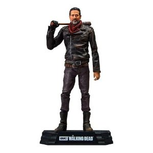 Negan The Walking Dead Amc Luxo 18cm