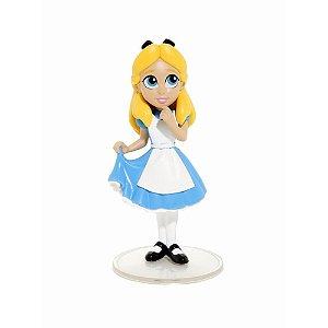 Rock Candy Alice: Alice no País das Maravilhas Disney - Funko
