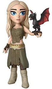 Rock Candy Daenerys Targaryen: Game of Thrones - Funko
