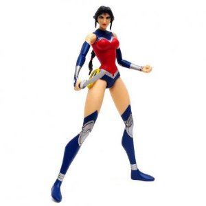 Boneco Mulher Maravilha Justice League Wonder Woman - Dc Animated Movie - Dc collectibles