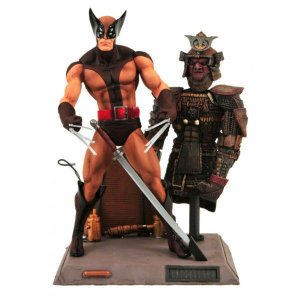Dark Wolverine - Marvel Select - Diamond Select Toys