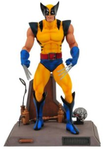 Wolverine - Marvel Select - Diamond Select Toys