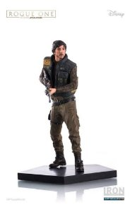 Star Wars Rogue One - Capitain Cassian 1/10 - Iron Studios