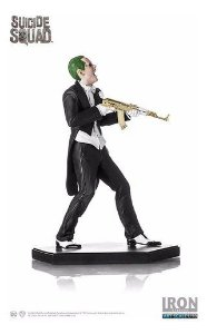 The Joker- Coringa Art Scale 1/10 - Suicide Squad - Iron Studios