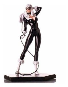 Black Cat - Marvel Comics 1/10 Art Scale Statue Iron Studios