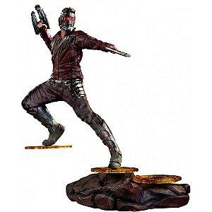 Starlord - Senhor das Estrelas - Bds Art Scale 1/10 - Avengers: Infinity War - Iron Studios