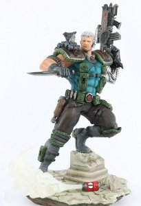 Cable Iron Studios Art Scale 1/10 Exclusivo Ccxp 2019