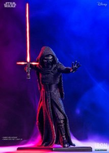 Star Wars- Kylo Ren-Iron Studios 1/10